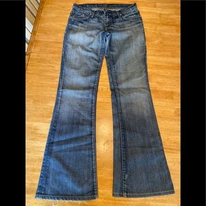 Rock and republic flare jeans